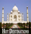 hot destination tour